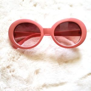 NWOT Pink PUG Pin up Girl Sunglasses